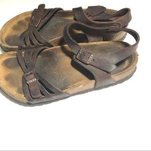 3/$25 Birkenstock Bali Sandals Size 35